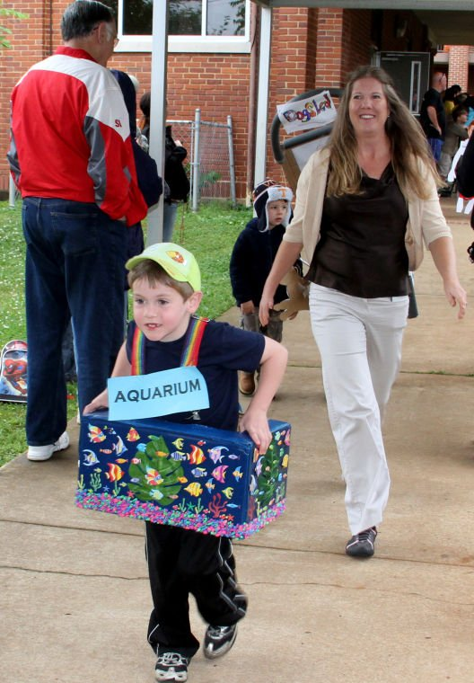 Vocabulary Parade at Kitty Stone Elementary School