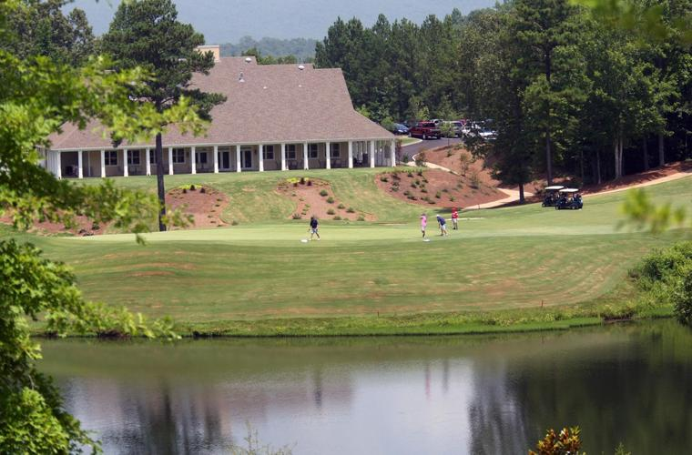 Sunny King Charity Classic Round 2 The Anniston Star