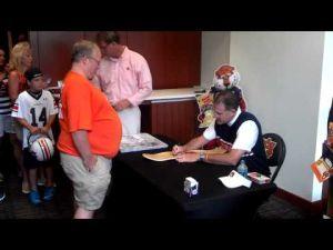 Auburn Fan Day 2014