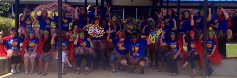 Fruithurst Elementary School teachers