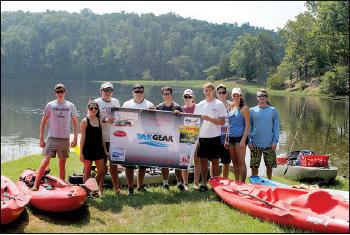 Kayak Fishing Club