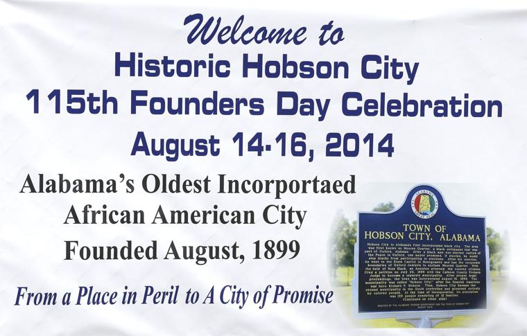 Hobson City Founder's Day Forum