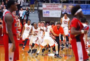 Calhoun County Basketball Tournament Semifinals