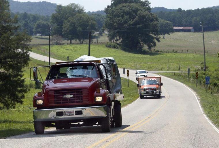 Cleburne County crash, death investigation