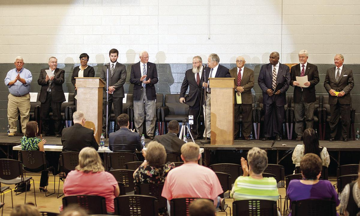 Sylacauga municipal runoff candidates show no support for sales tax increase (with photos)
