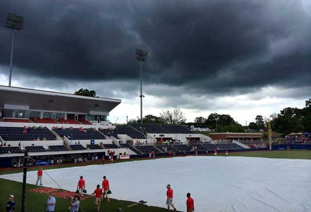 JSU's NCAA tourney opener postponed