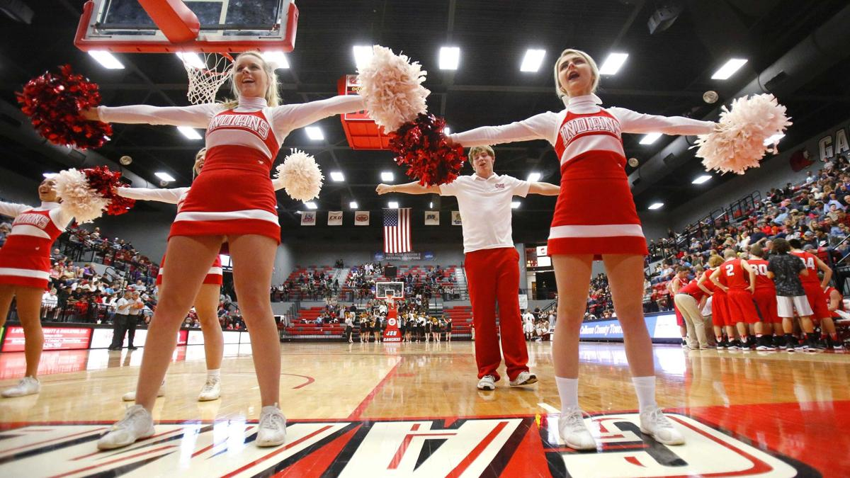 Calhoun County Tournament: Thursday Quarterfinal Sights