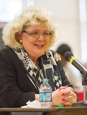 Dr. Donna King