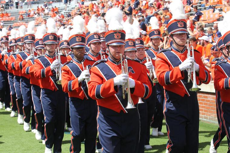 Arkansas at Auburn