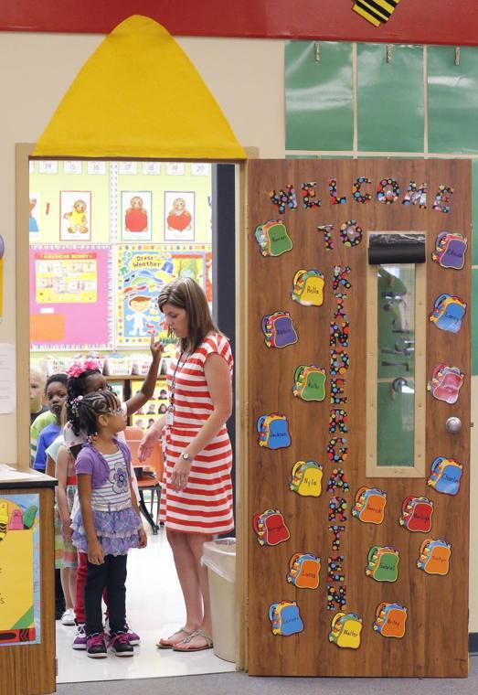 Kitty Stone Elementary Kindergarten