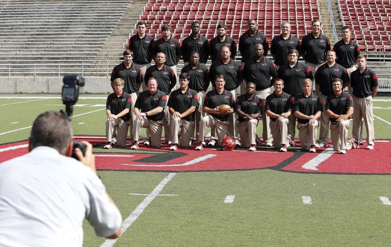 Picture Day at Jacksonville State