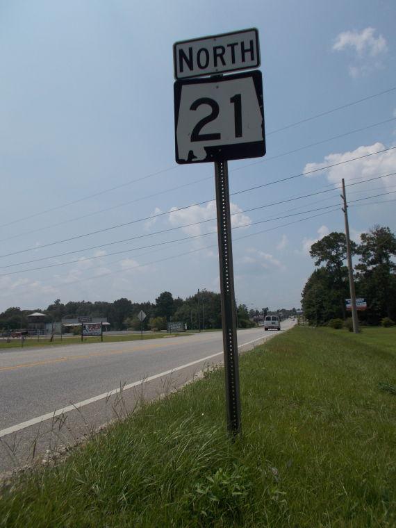 Alabama 21: South of the line