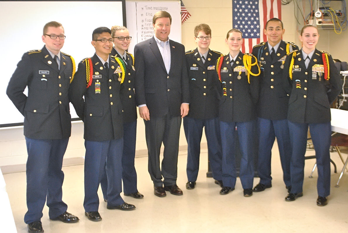 U s rep rogers impressed with pell city jrotc program for 302 terrace ave jersey city nj