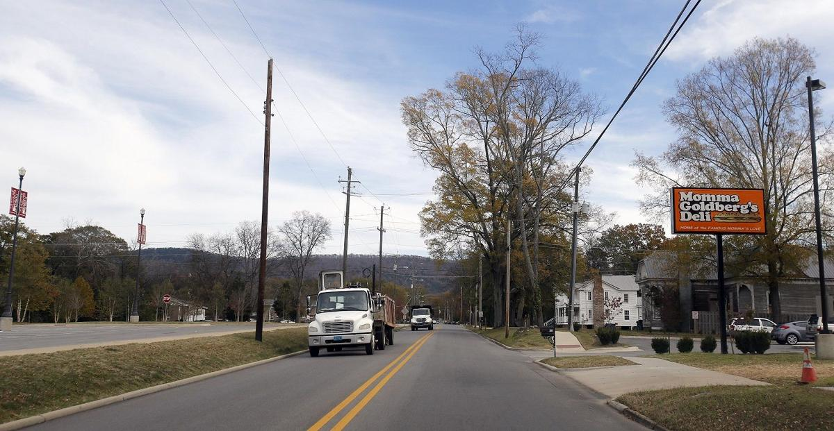 Mountain Street