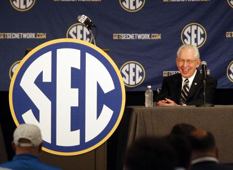 SEC Media Day - Monday 6