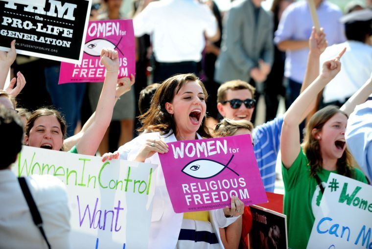 Supreme Court rules on contraception mandate