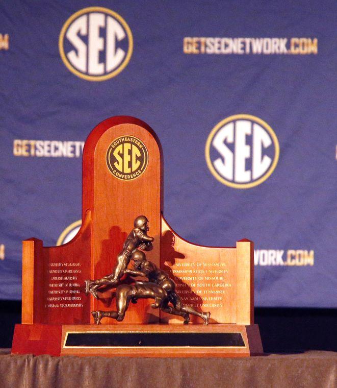 SEC Media Day - Monday 8