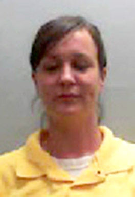 Misty Gale Whitten awaiting trial