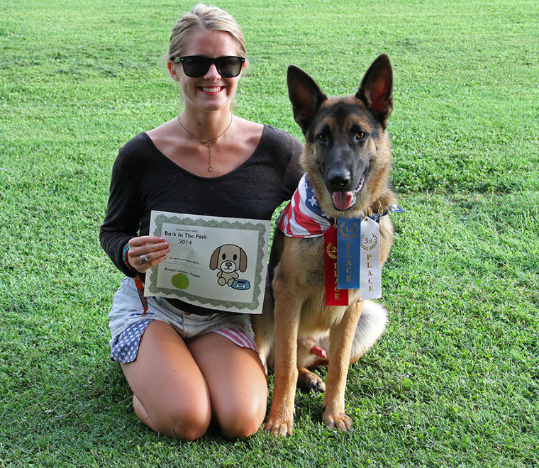 Bark in the Park 22