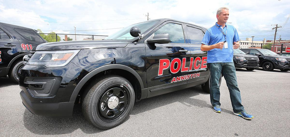 Anniston police readying new rides   Anniston ...