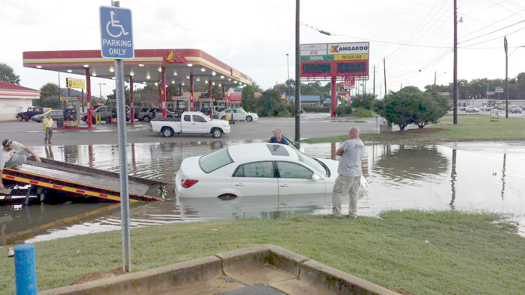 Oxford flooding
