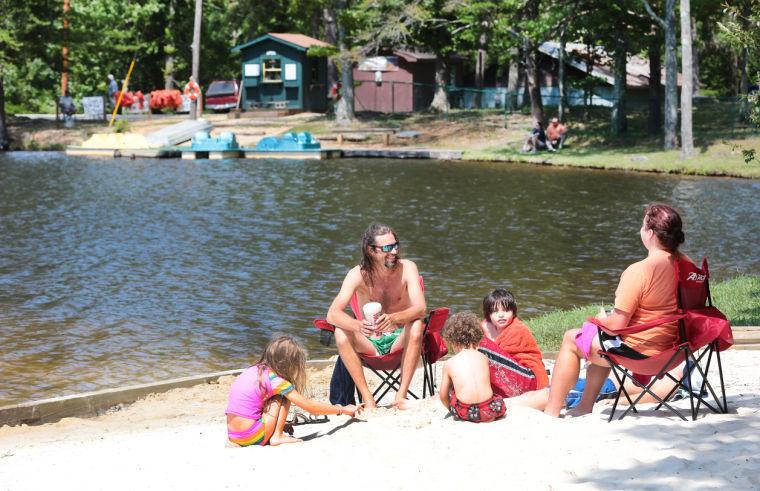 Chill! at Lake Cheaha