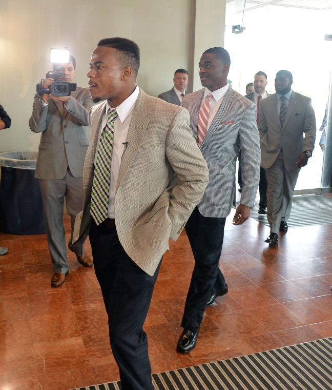 SEC Media Days-Alabama 5