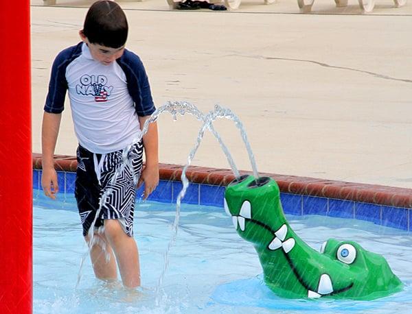 Piedmont Aquatic Center.