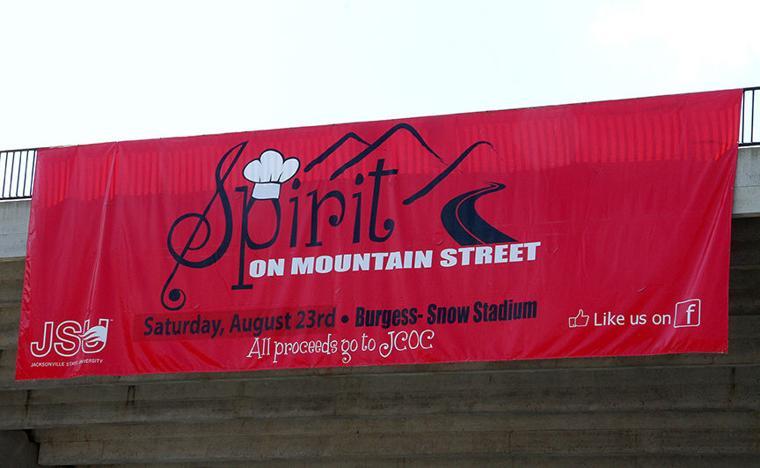 Spirit on Mountain Street