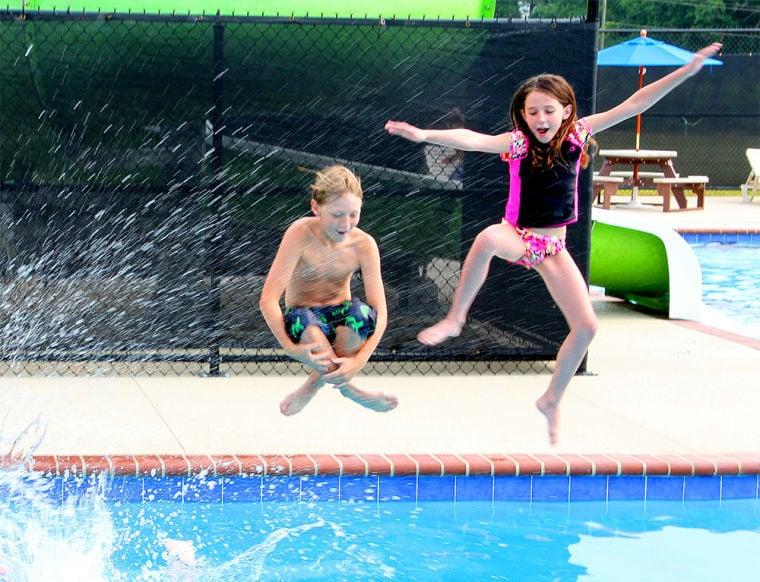 Jump! at Piedmont Aquatic Center