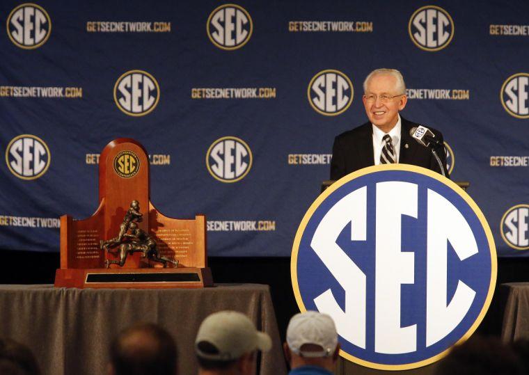 SEC Media Day - Monday 14