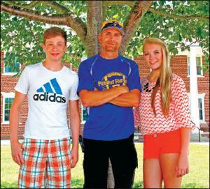Kenneth Doss & Family