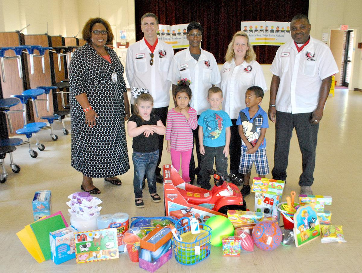 Lincoln's Gulf Shore Assemblies donates to St. Clair County Head Start