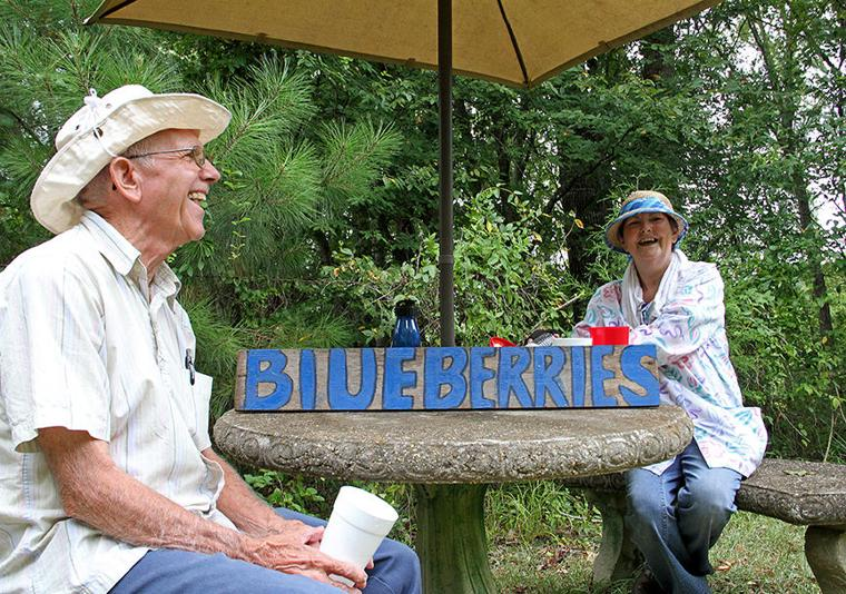 Pickin' for a cause at Jerry's Berries 20