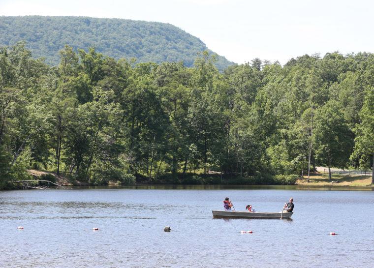 Paddle! at Lake Cheaha