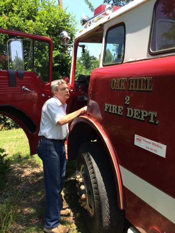 Alabama 21: Peterman to Oak Hill