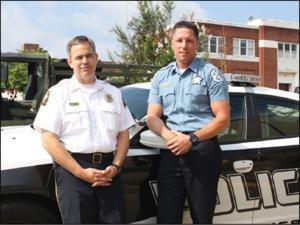 Chris Carden and Dan Prskalo