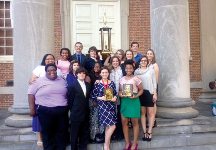 PCHS Debate Team takes top honors