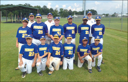 Piedmont 'O-Zone' team