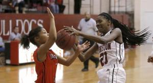 Talladega at Anniston Basketball