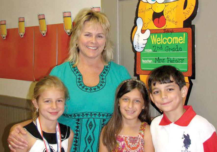 PAGES FROM PAM: Late Graham Elementary teacher honored with book collection campaign (photos)