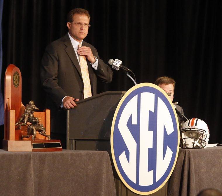 SEC Media Day - Monday 18