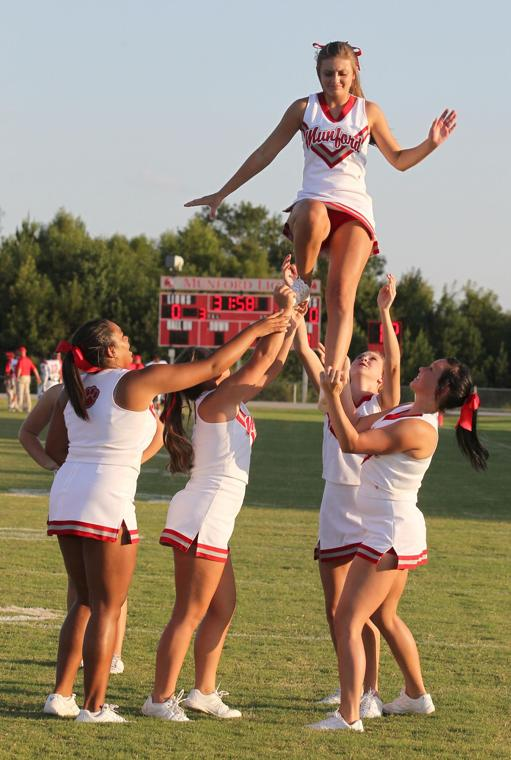 Clay Central at Munford