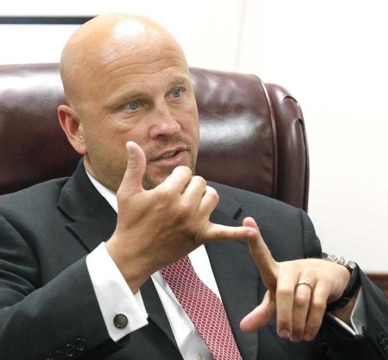 Brian Johnson, Anniston City Manager