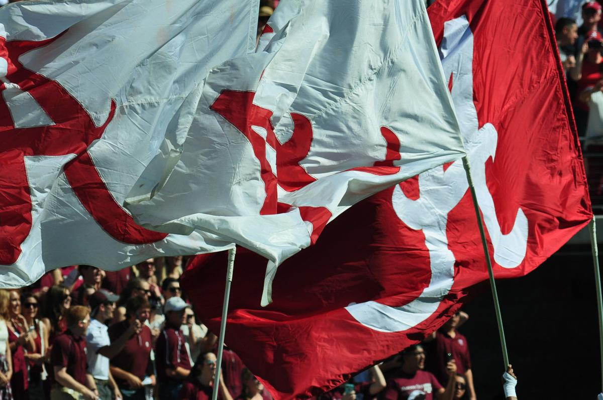 Alabama flags