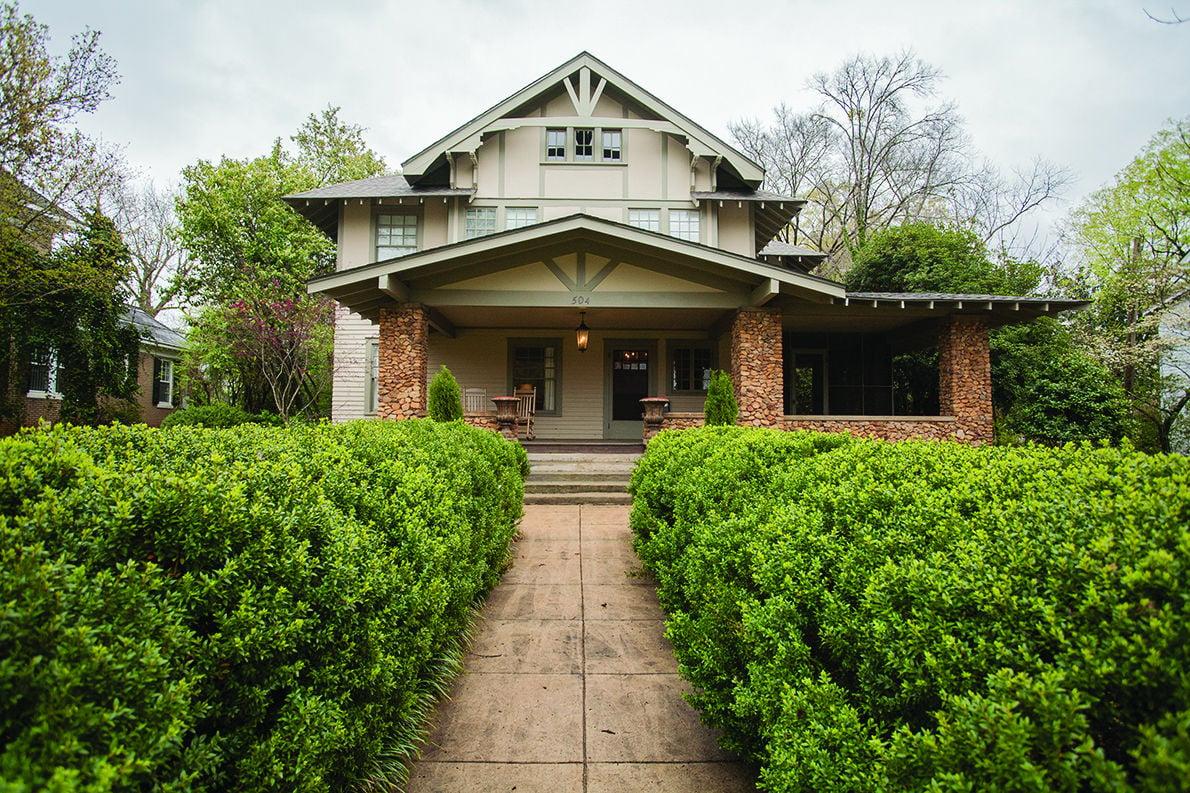Abernathy House Part Of April In Talladega 39 S Tour Of Homes