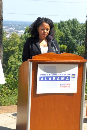 Human Rights Campaign names Alabama director