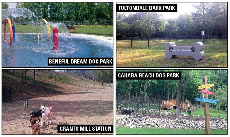 Dog Parks of Birmingham