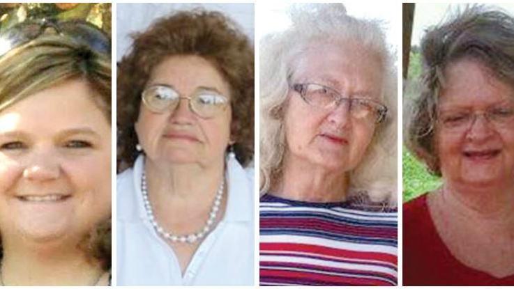 4 Talladega County woman killed in Saturday wreck (photos)
