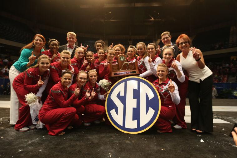 Alabama women's gymnastics